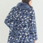 [:en]MOSAIQUE de CHIE 3/4 Winter Coat[:ja]モザイク・ドゥ・チエ  3/4丈 ウィンターコート[:]