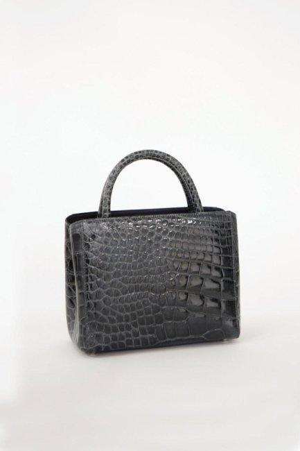[:en]Crocodile Versatile Bag[:ja]クロコダイルバッグ[:]