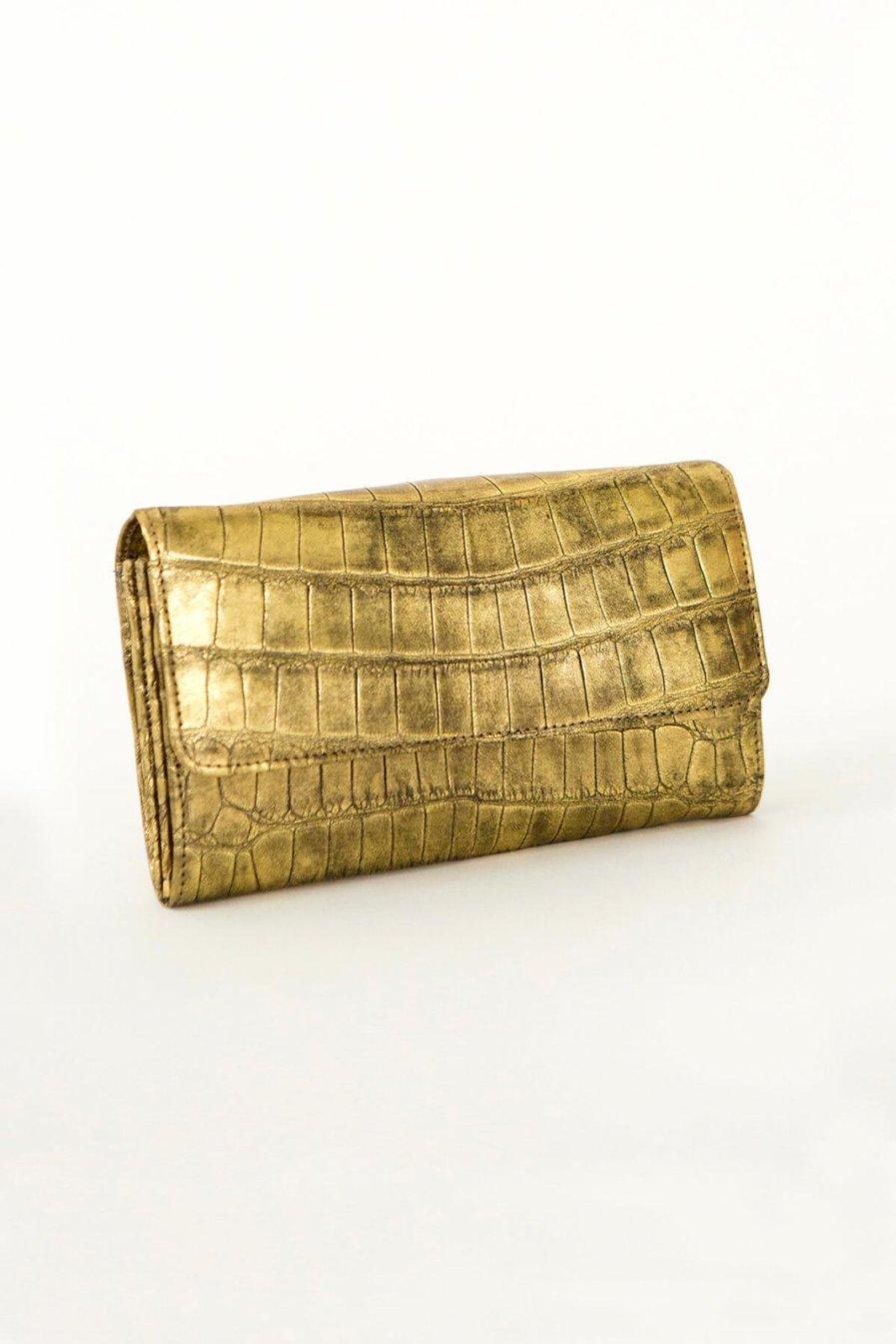 [:en]Crocodile Wallet[:ja]クロコダイル・お財布[:]