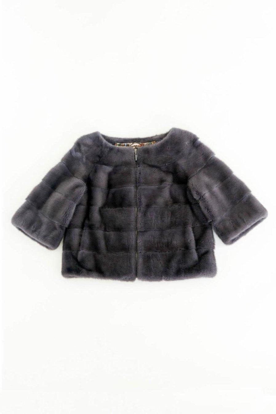 [:en]Jacket[:ja]ミンクジャケット[:]
