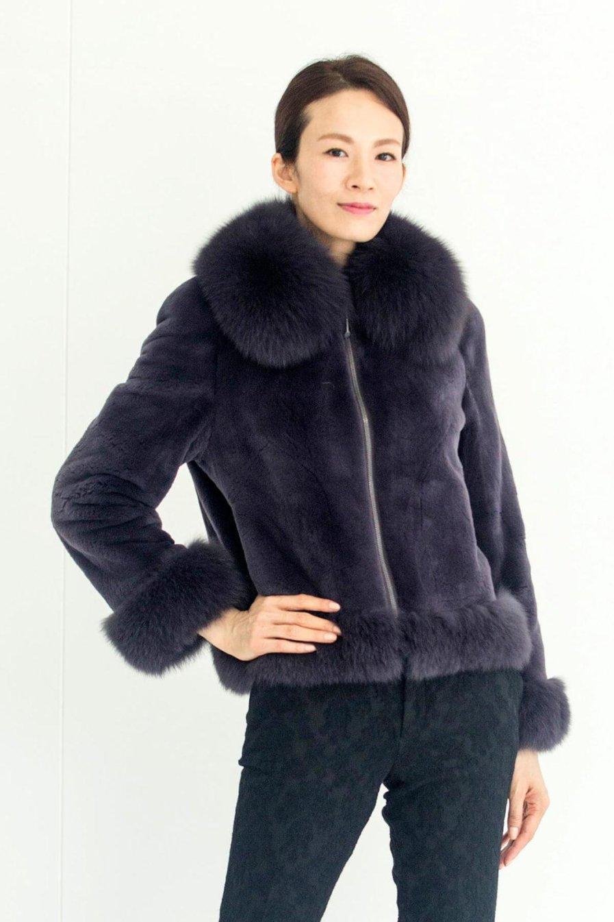 [:en]Jacket[:ja]プラクトミンク/フォックスジャケット[:]