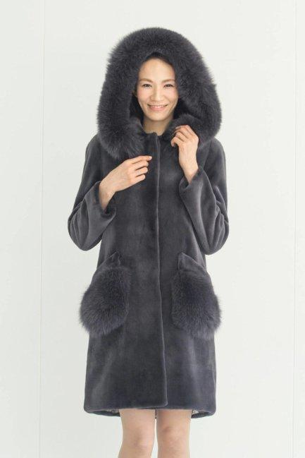 [:en]Winter Coat[:ja]ミンク/フォックスコート[:]