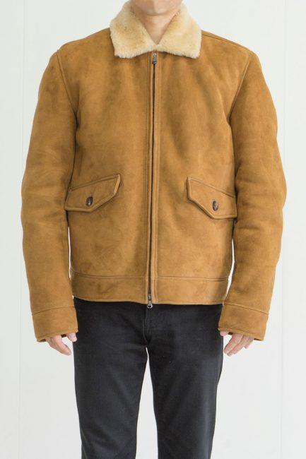 [:en]CHIE IMAI Lamb Shearling Jacket [:ja]CHIE IMAI ラムスキン・シアリングジャケット[:]
