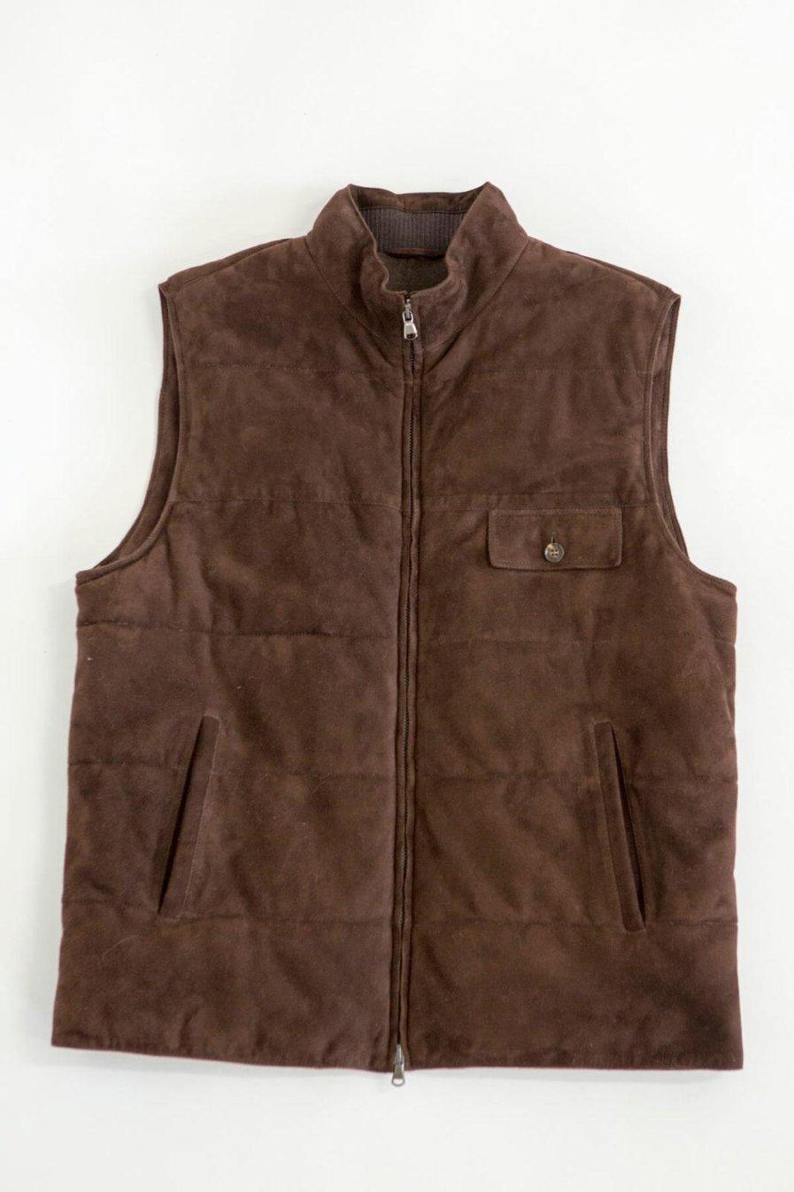 [:en]CHIE IMAI Lambskin Vest[:ja]CHIE IMAI ラムスキンベスト[:]