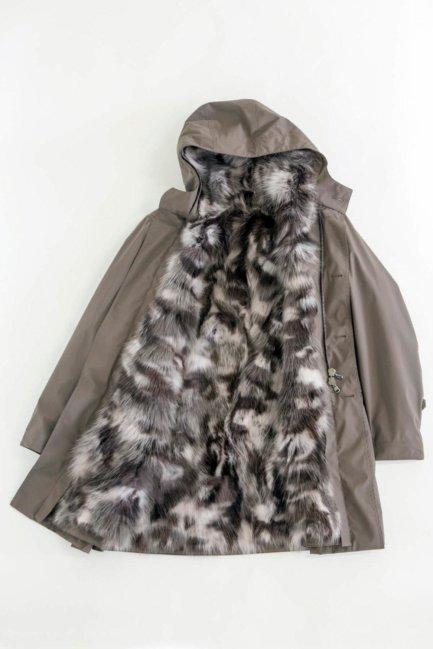 [:en]CHIE Vintage Fox Coat[:ja]フォックスコート[:]