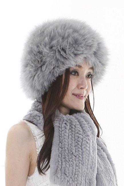 [:en]Knitted Hat[:ja]フォックスニッティングハット[:]