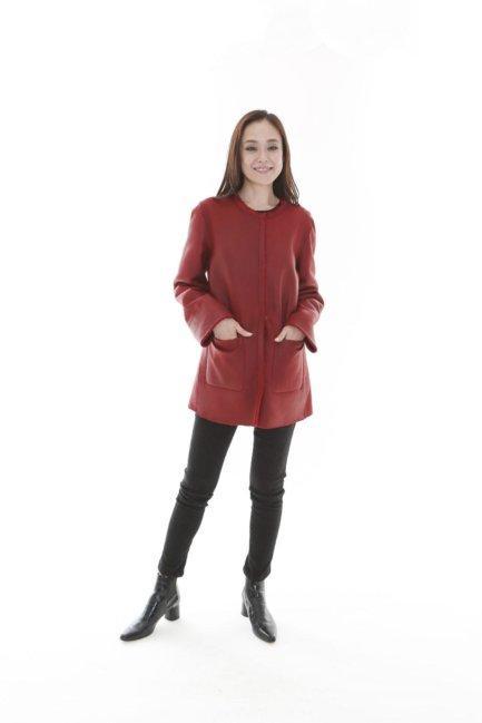 [:en]mouton jacket velvet rose[:ja]ムートンジャケット・ヴェルヴェト・ローズ[:]
